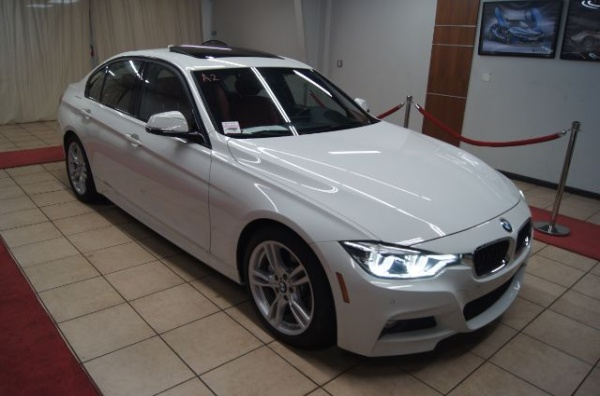 2016 BMW 3 Series in Charlotte, NC