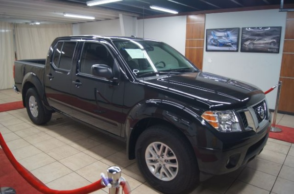 2018 Nissan Frontier in Charlotte, NC