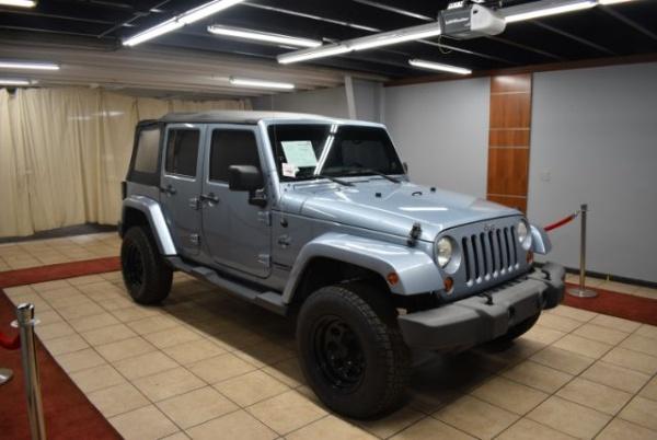 2012 Jeep Wrangler in Charlotte, NC