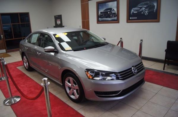 2014 Volkswagen Passat in Charlotte, NC