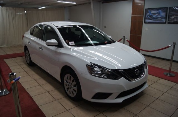 2017 Nissan Sentra in Charlotte, NC