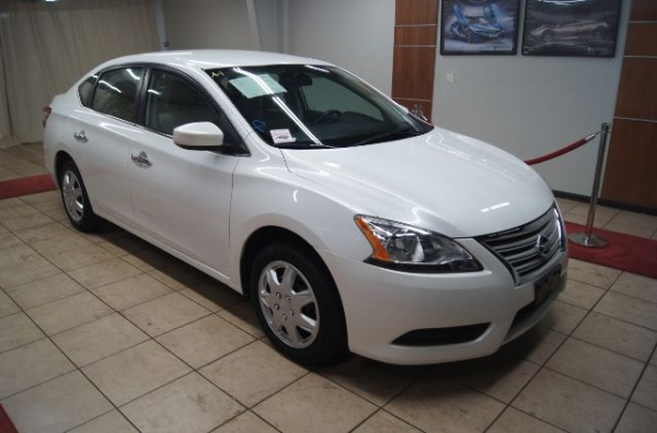 2015 Nissan Sentra in Charlotte, NC