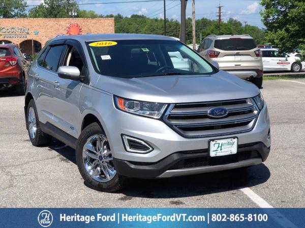 2016 Ford Edge in South Burlington, VT