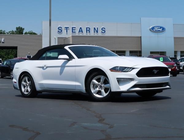2019 Ford Mustang in Burlington, NC