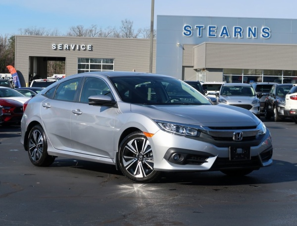 2018 Honda Civic in Burlington, NC