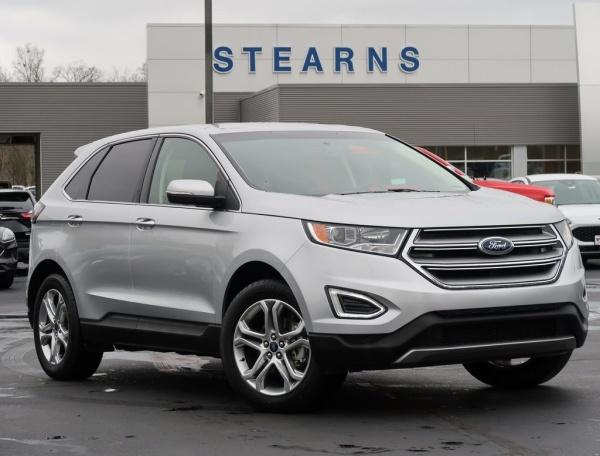 2018 Ford Edge in Burlington, NC