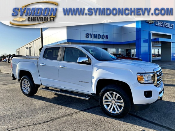 2019 GMC Canyon in Mount Horeb, WI