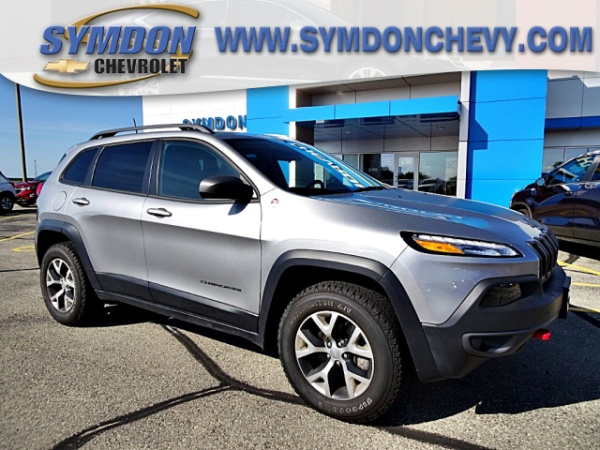 2017 Jeep Cherokee in Mount Horeb, WI
