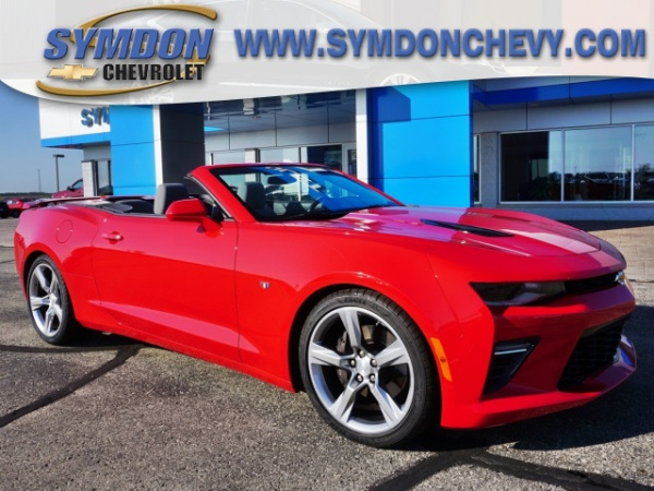 Used Chevrolet Camaro For Sale In Madison Wi U S News