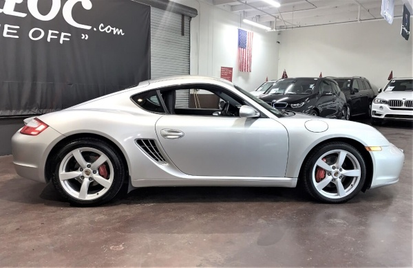 2006 Porsche Cayman in Costa Mesa, CA