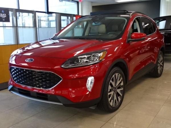 2020 Ford Escape in Willowbrook, IL