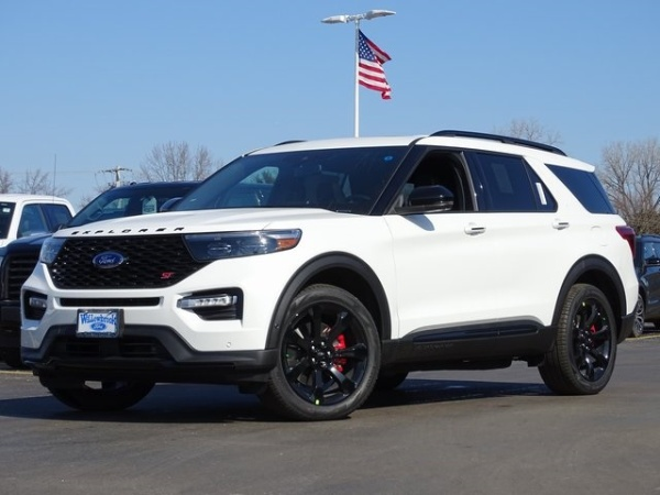 2020 Ford Explorer in Willowbrook, IL