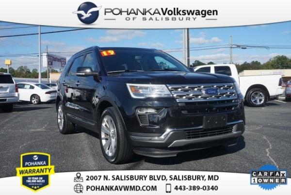 2019 Ford Explorer in Salisbury, MD