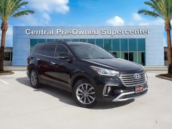 2017 Hyundai Santa Fe in Houston, TX