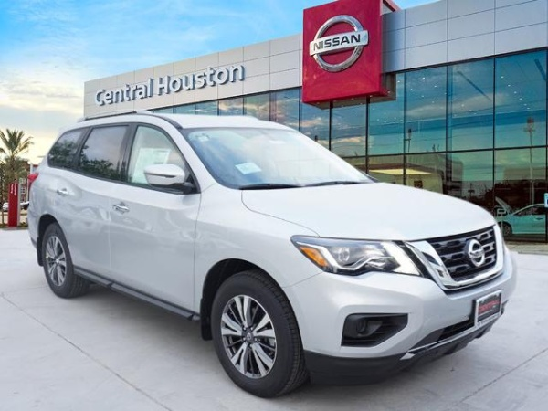 2020 Nissan Pathfinder in Houston, TX
