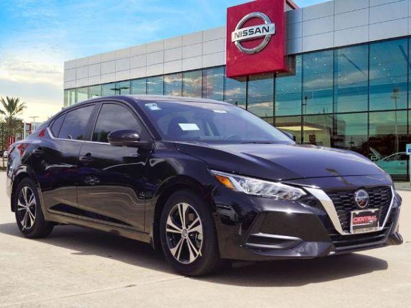 2020 Nissan Sentra in Houston, TX