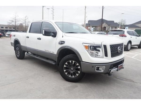 2017 Nissan Titan XD in Houston, TX