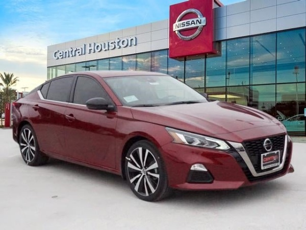 2020 Nissan Altima in Houston, TX