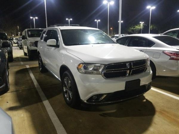 2016 Dodge Durango in Houston, TX