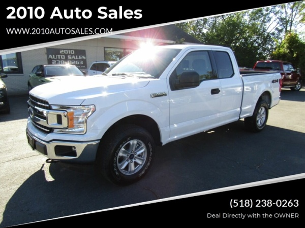 2019 Ford F-150 in Troy, NY
