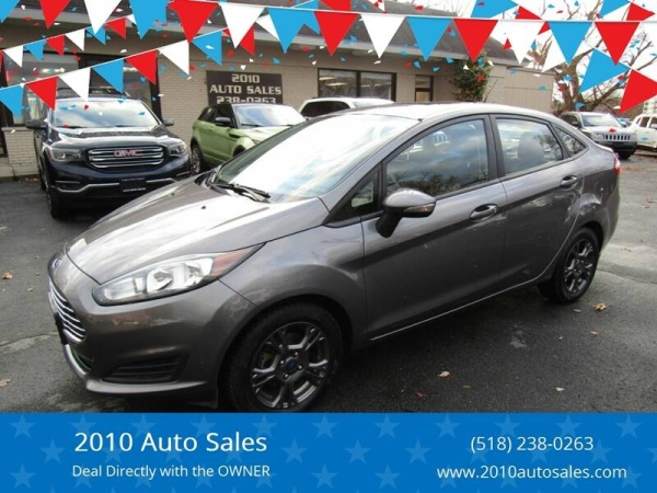 2014 Ford Fiesta in Troy, NY