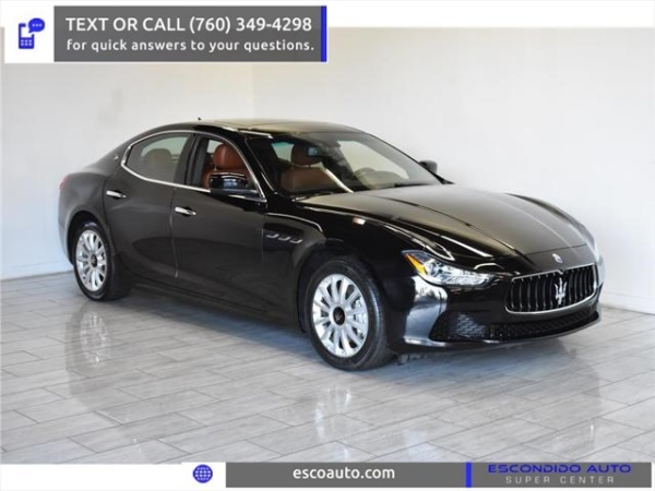 2014 Maserati Ghibli in Escondido, CA