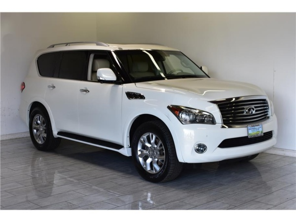 2013 INFINITI QX56 in Escondido, CA