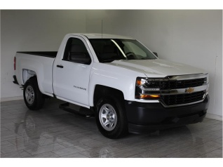 2016 Chevrolet Silverado 1500 Work Truck Regular Cab Standard Box 2wd For In Escondido