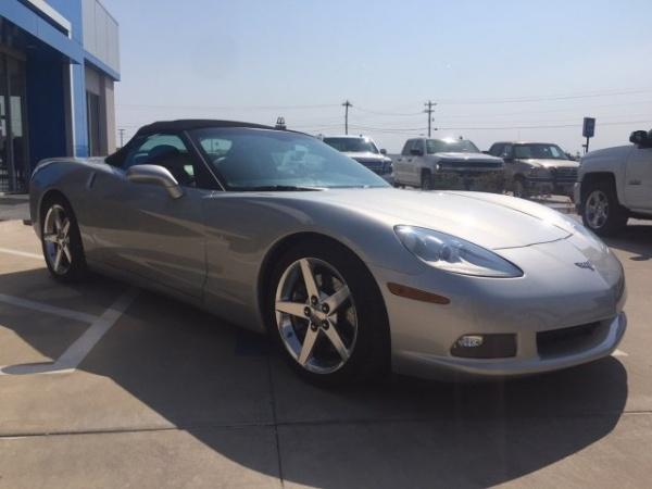 2005 Chevrolet Corvette in Whitesboro, TX