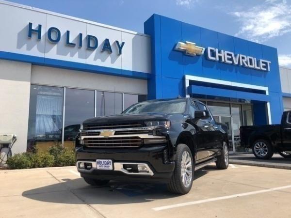 2019 Chevrolet Silverado 1500 in Whitesboro, TX