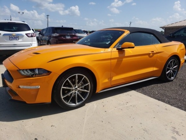 2019 Ford Mustang in Whitesboro, TX