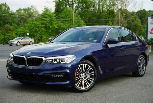 2018 BMW 5 Series in Manassas, VA