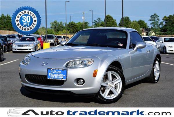 2008 Mazda MX-5 Miata Sport PRHT