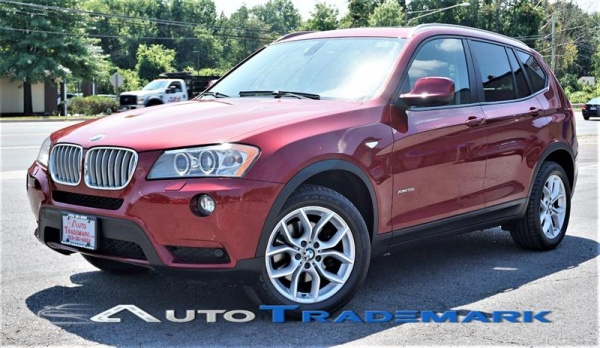 2012 BMW X3 in Manassas, VA