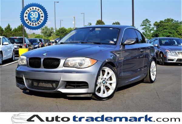 2012 BMW 1 Series 135i