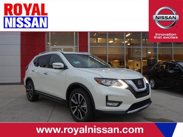 Royal Nissan Baton Rouge >> 2019 Nissan Rogue Sl Fwd For Sale In Baton Rouge La Truecar