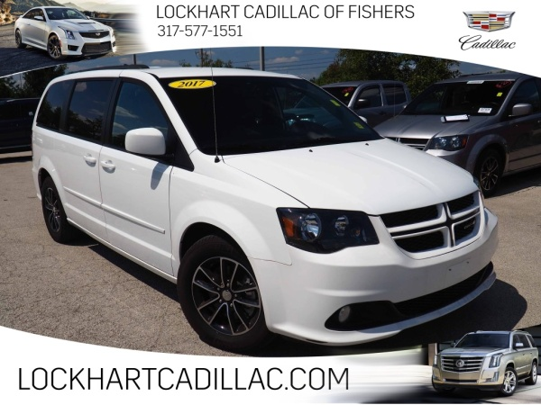 2017 Dodge Grand Caravan in Fishers, IN