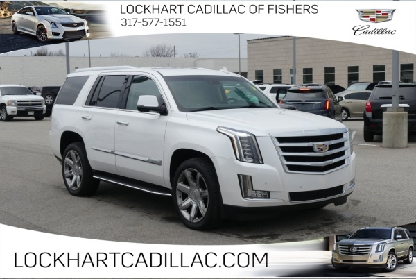 2016 Cadillac Escalade in Fishers, IN