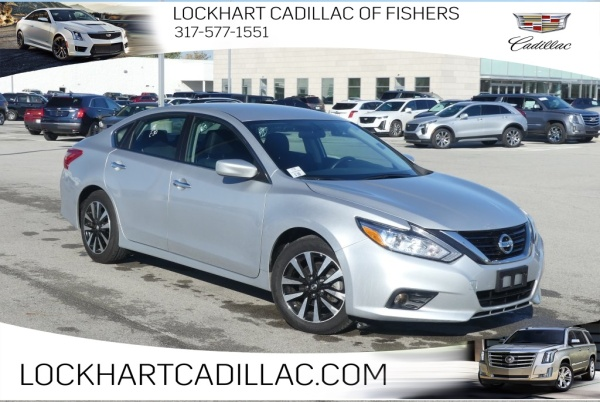 2018 Nissan Altima in Fishers, IN
