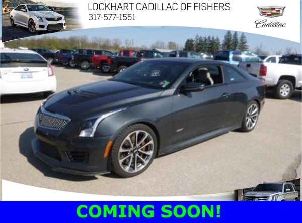 2017 Cadillac ATS-V in Fishers, IN