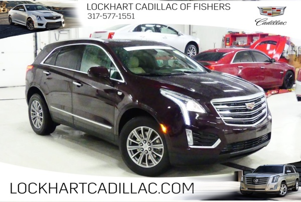 2018 Cadillac XT5 in Fishers, IN