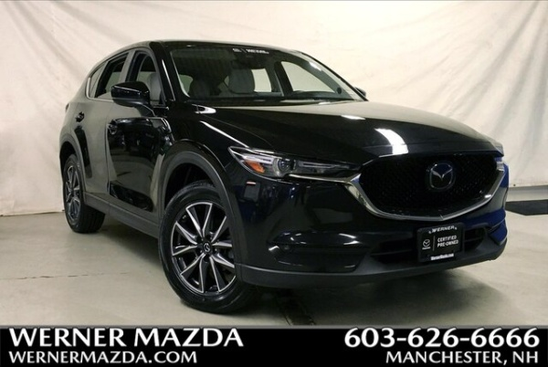 2017 Mazda CX-5 in Manchester, NH