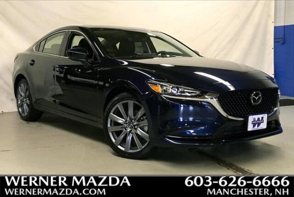 2020 Mazda Mazda6 in Manchester, NH