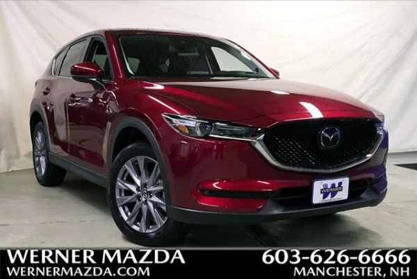 2020 Mazda CX-5 in Manchester, NH