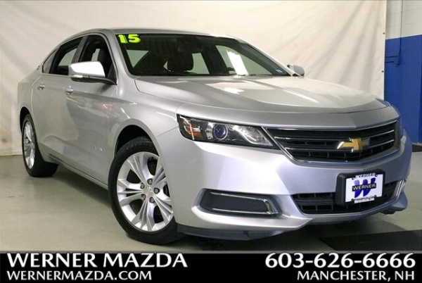 2015 Chevrolet Impala in Manchester, NH