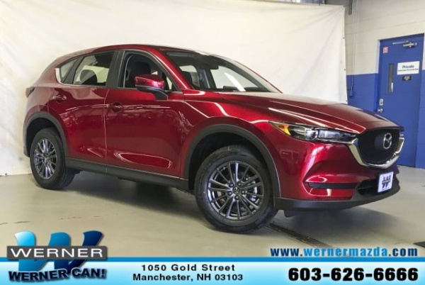 2019 Mazda CX-5 in Manchester, NH