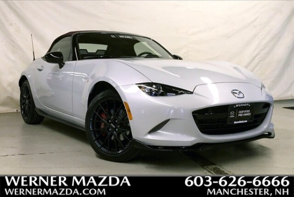2018 Mazda MX-5 Miata in Manchester, NH