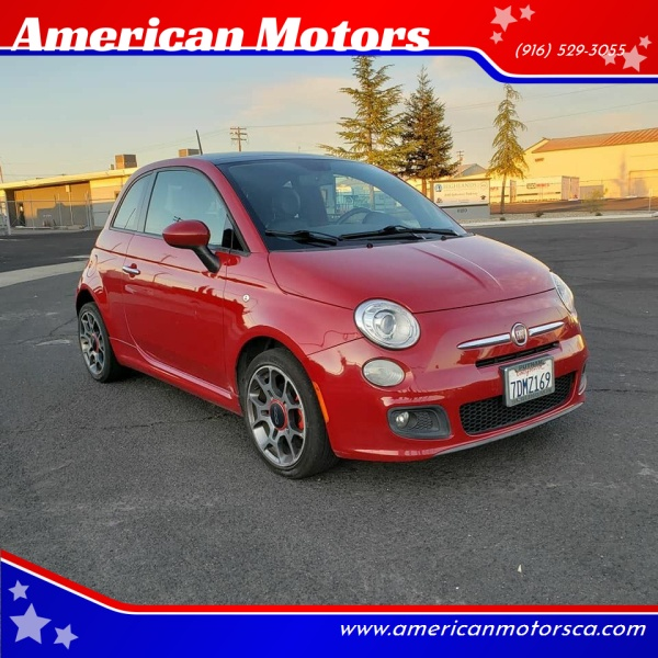Used Fiat 500 For Sale In Stockton, CA: 128 Cars From