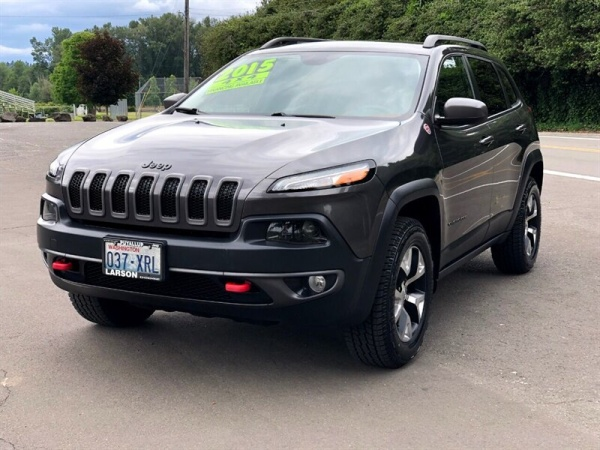 2015 Jeep Cherokee in Gladstone, OR