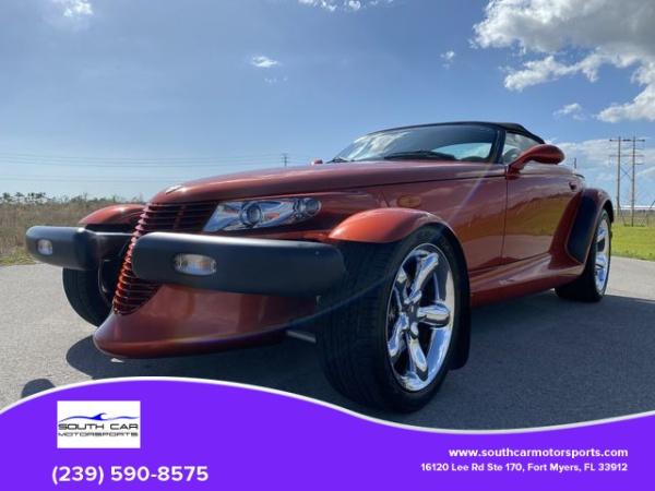 2001 Plymouth Prowler in Fort Myers, FL